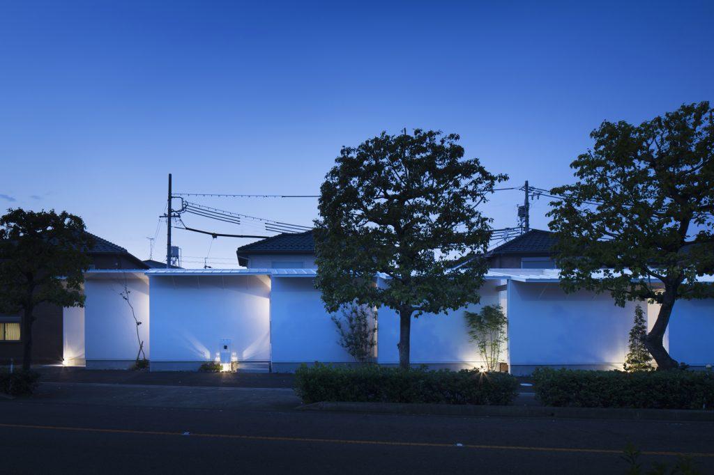扶桑町の家