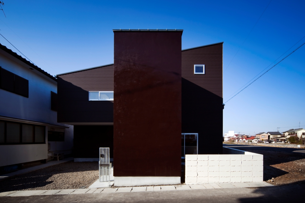 岐南町の家