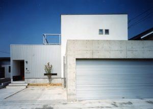 日置江の家