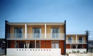 蟹江の二世帯住宅
